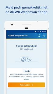 wegenwacht app